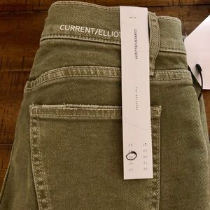 Brand new with tags Current/Elliott jeans!